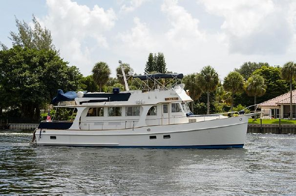 52 foot Grand Banks Yacht for rent